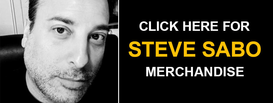 Click here for Steve Sabo Merchandise